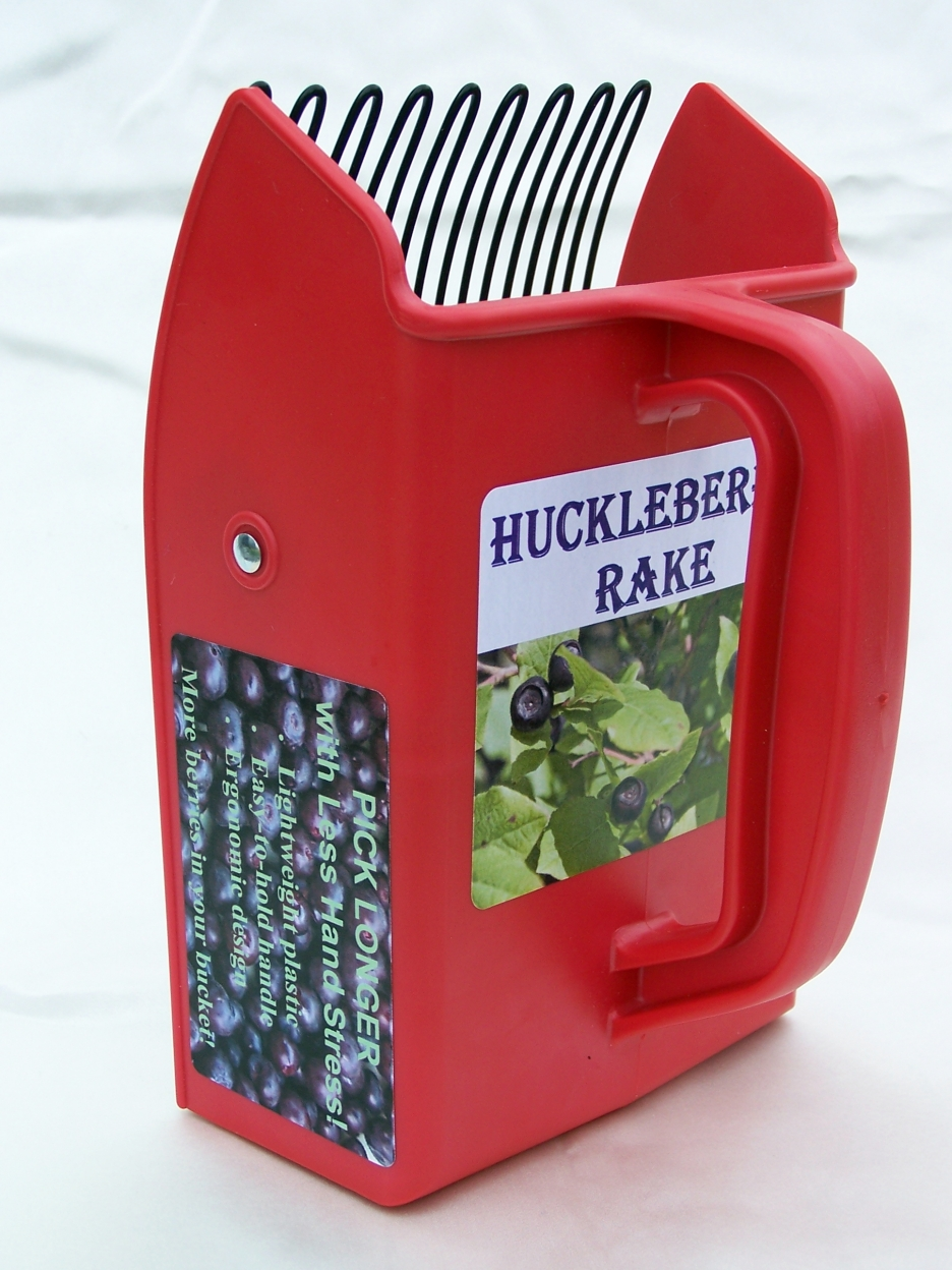 huckleberry pickers